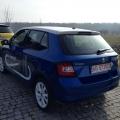 Test drive cu Skoda Fabia III, generatia fashion ajunge in Romania - Foto 6