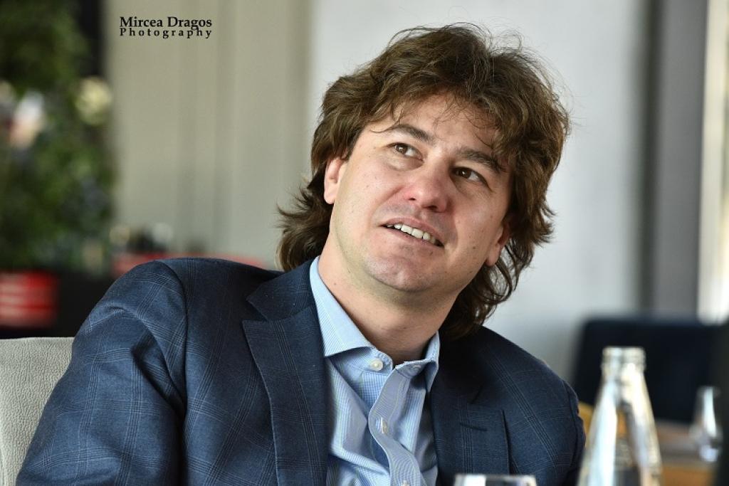 Lunch cu Stefan Nanu, seful Trezoreriei romane: drumul din tribunele Giulestiului, la masa directorilor Bancii Mondiale - Foto 4 din 10