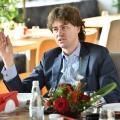 Lunch cu Stefan Nanu, seful Trezoreriei romane: drumul din tribunele Giulestiului, la masa directorilor Bancii Mondiale - Foto 8