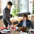 Lunch cu Stefan Nanu, seful Trezoreriei romane: drumul din tribunele Giulestiului, la masa directorilor Bancii Mondiale - Foto 9