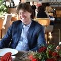 Lunch cu Stefan Nanu, seful Trezoreriei romane: drumul din tribunele Giulestiului, la masa directorilor Bancii Mondiale - Foto 10