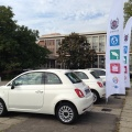 Fiat aduce in Romania primul program de car sharing pentru studenti - Foto 1