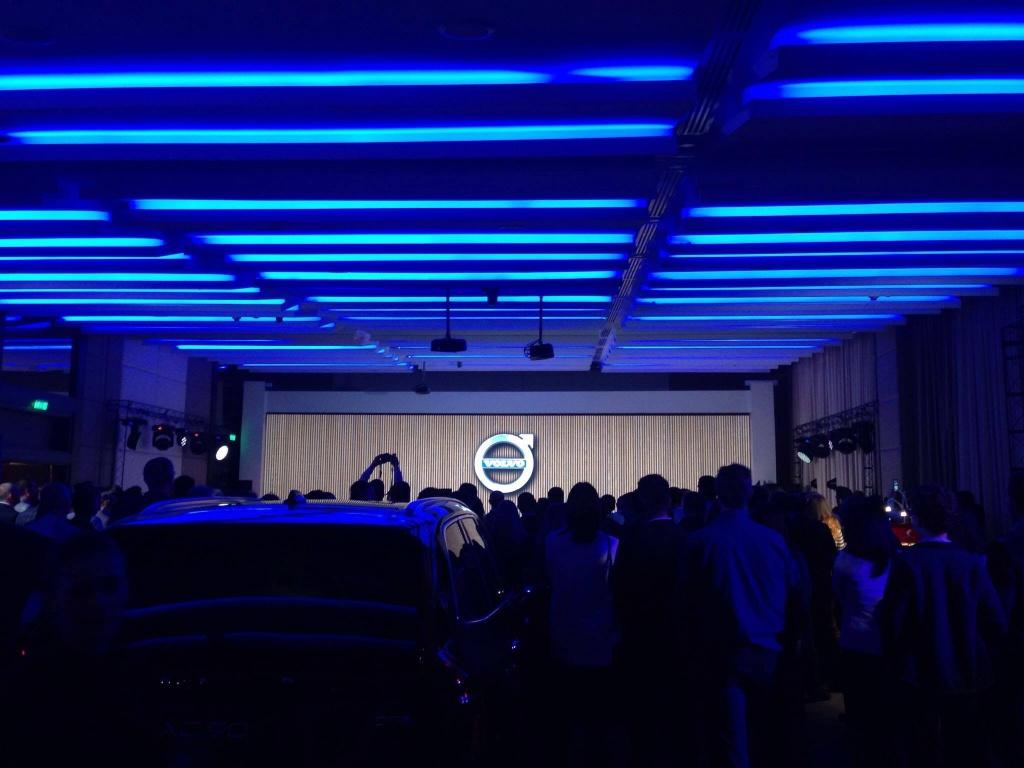 Volvo a lansat in Romania noile modele S90 si V90 - Foto 1 din 15