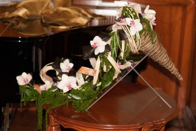 Concurs de designeri florali la Carol Park Hotel - Foto 2 din 8