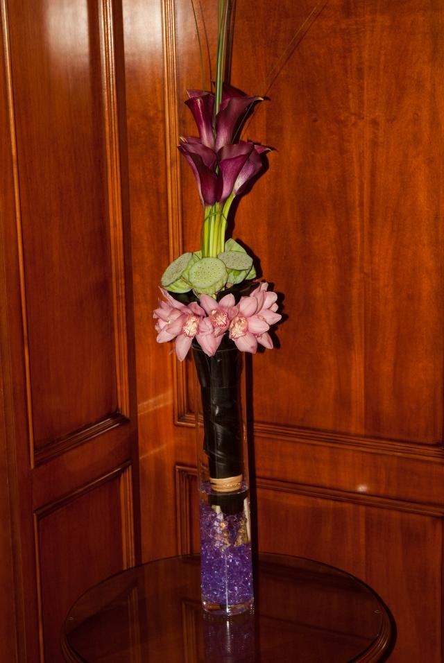 Concurs de designeri florali la Carol Park Hotel - Foto 5 din 8