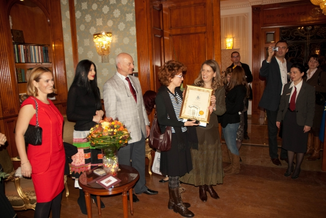Concurs de designeri florali la Carol Park Hotel - Foto 8 din 8