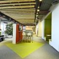 Cum arata birourile in care toate materialele folosite la constructie se imbina: in vizita la sediul Skanska din nordul Capitalei - Foto 4