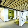 Cum arata birourile in care toate materialele folosite la constructie se imbina: in vizita la sediul Skanska din nordul Capitalei - Foto 5