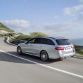 Mercedes-Benz a prezentat in premiera mondiala noua Clasa E Estate - Foto 18
