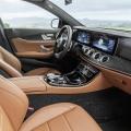 Mercedes-Benz a prezentat in premiera mondiala noua Clasa E Estate - Foto 22