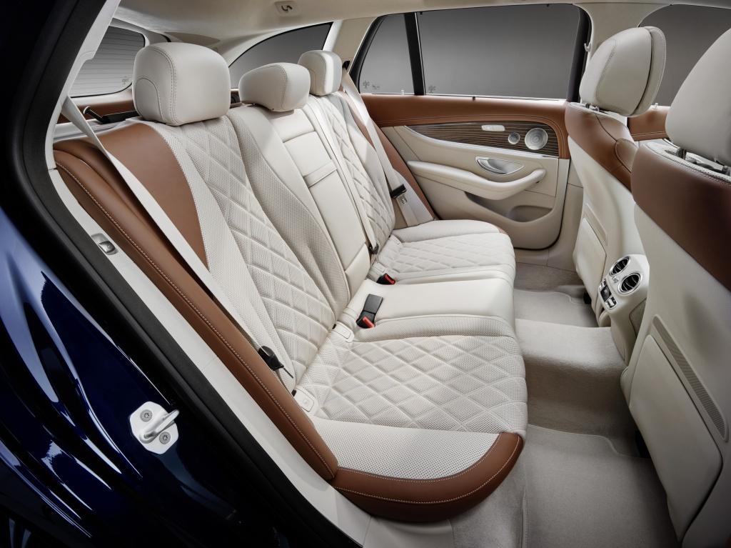 Mercedes-Benz a prezentat in premiera mondiala noua Clasa E Estate - Foto 24 din 27