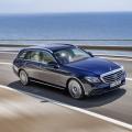 Mercedes-Benz a prezentat in premiera mondiala noua Clasa E Estate - Foto 25