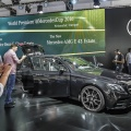 Mercedes-Benz a prezentat in premiera mondiala noua Clasa E Estate - Foto 7