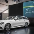 Mercedes-Benz a prezentat in premiera mondiala noua Clasa E Estate - Foto 9