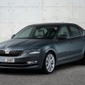 Skoda a prezentat primele imagini cu Octavia facelift sedan si estate - Foto 1