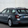 Skoda a prezentat primele imagini cu Octavia facelift sedan si estate - Foto 2