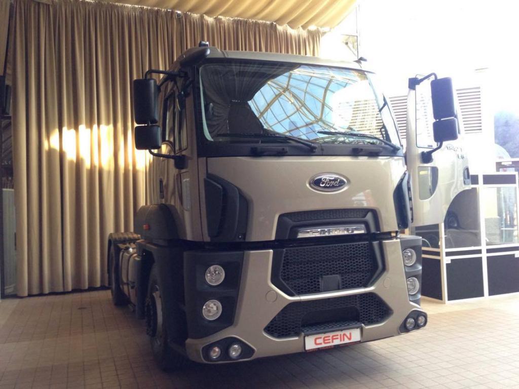 Ford Trucks a intrat pe piata din Romania cu tinte ambitioase - Foto 1 din 8