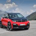BMW i3 facelift 170 CP si i3s 184 CP sosesc la Salonul Auto de la Frankfurt - Foto 4