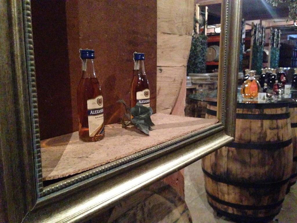 In vizita la distileriile Alexandrion din Prahova, liderul pietei locale de bauturi spirtoase - Foto 1 din 9