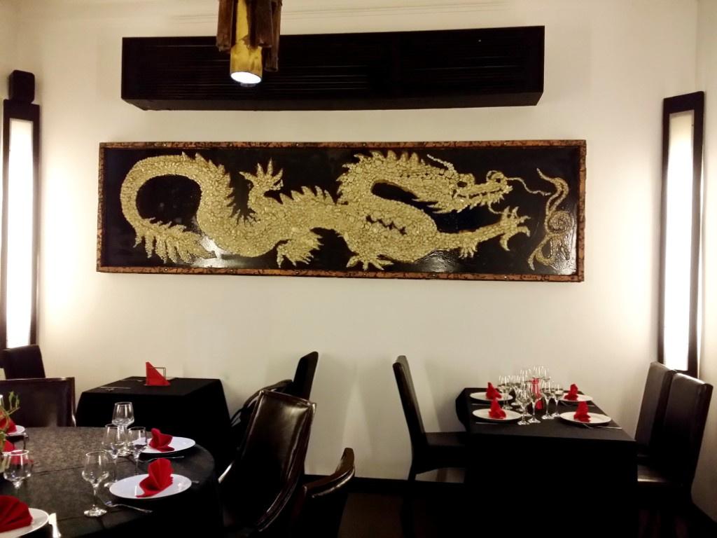 Review George Butunoiu: Cel mai bun si mai frumos restaurant chinezesc de pana acum - Foto 3 din 10