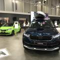 Salonul International Auto Bucuresti (SIAB 2018) a demarat cu doar 20 de marci, cateva premiere nationale si concepte - Foto 22
