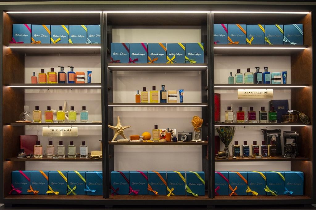 L`Oreal Romania intra pe piata parfumeriei de nisa si deschide primul magazin Atelier Cologne - Foto 2 din 7