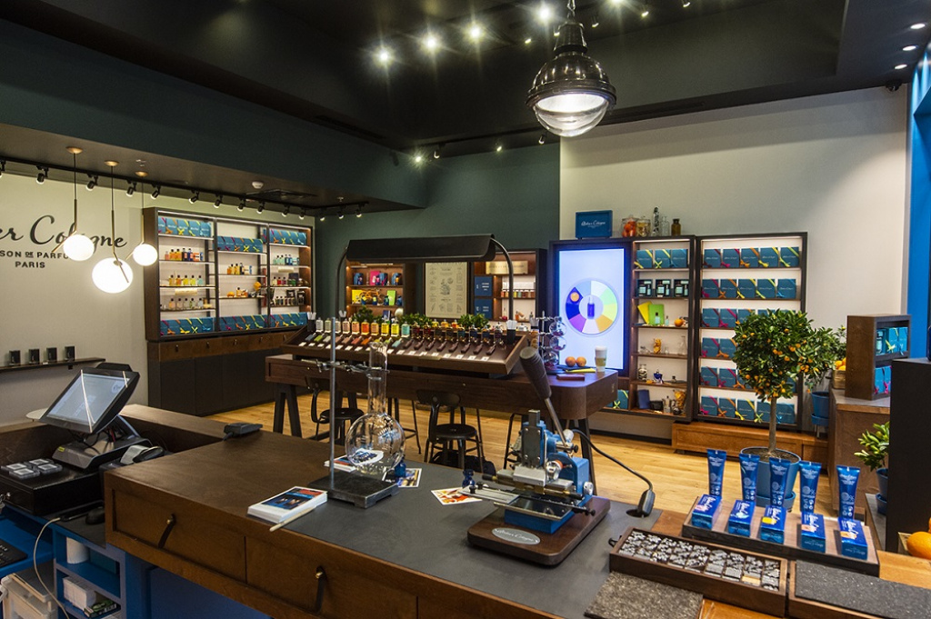 L`Oreal Romania intra pe piata parfumeriei de nisa si deschide primul magazin Atelier Cologne - Foto 4 din 7
