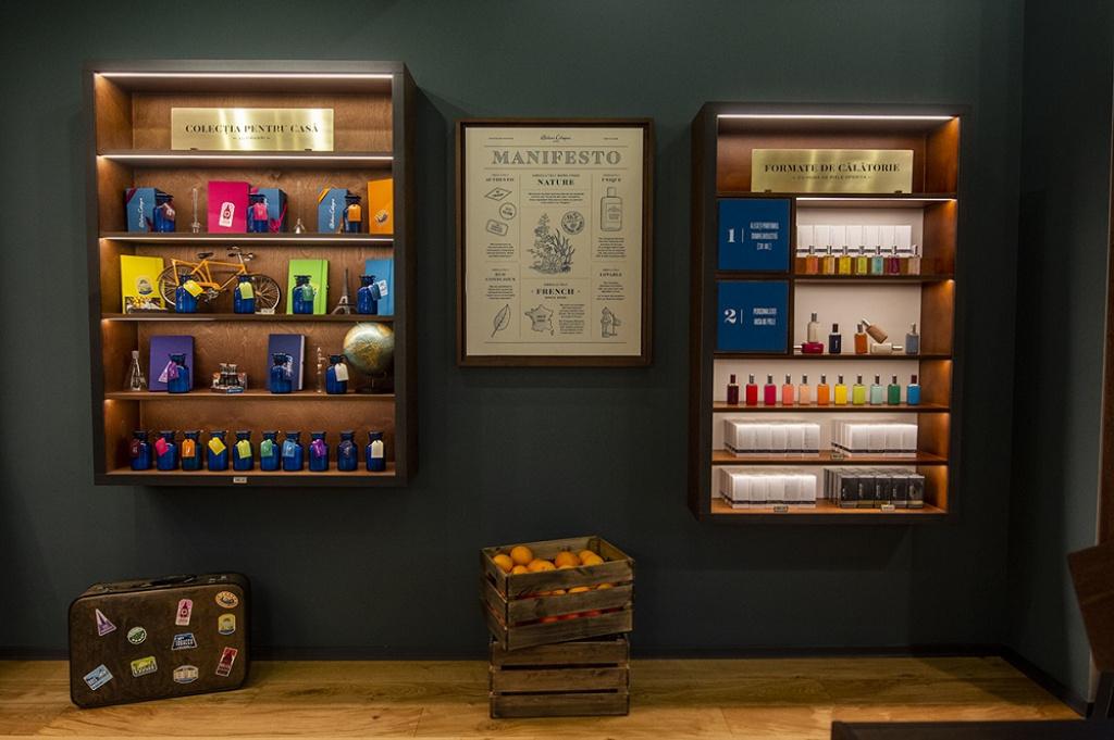 L`Oreal Romania intra pe piata parfumeriei de nisa si deschide primul magazin Atelier Cologne - Foto 6 din 7