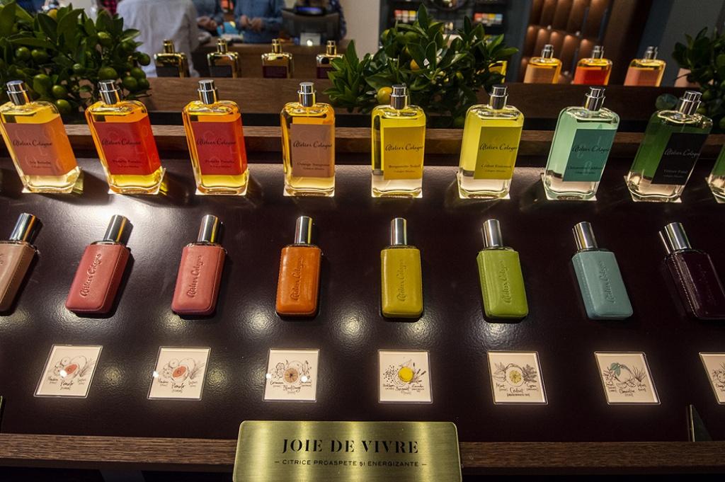 L`Oreal Romania intra pe piata parfumeriei de nisa si deschide primul magazin Atelier Cologne - Foto 7 din 7