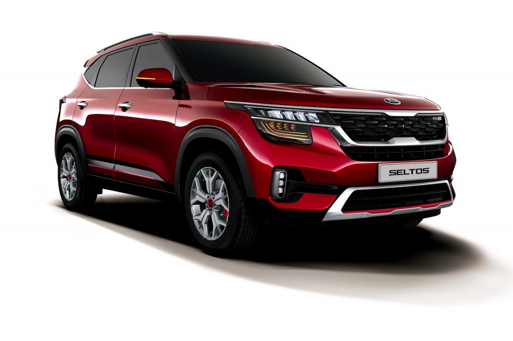 Kia lanseaza in a doua jumatate a anului noul SUV Seltos - Foto 1 din 4
