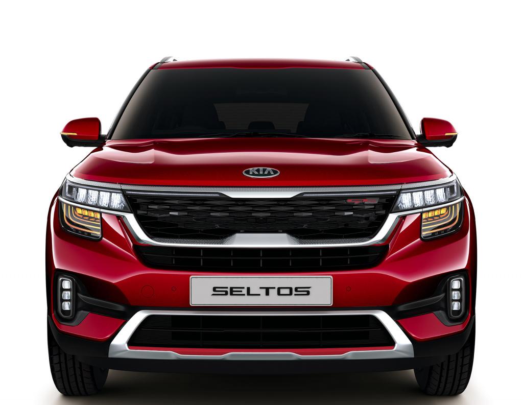 Kia lanseaza in a doua jumatate a anului noul SUV Seltos - Foto 2 din 4