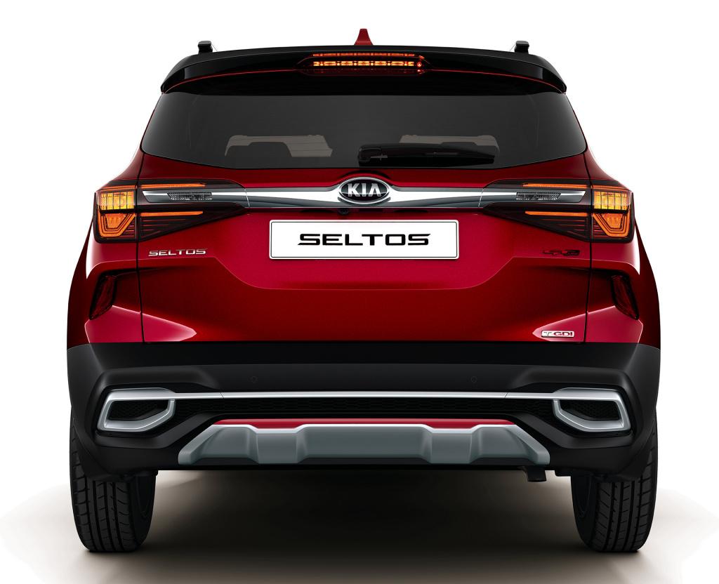 Kia lanseaza in a doua jumatate a anului noul SUV Seltos - Foto 4 din 4