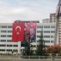 FOTO In trecere prin orasul natal al lui Erdogan: cum s-a pregatit Rize pentru vizita presedintelui Turciei - Foto 4