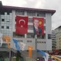 FOTO In trecere prin orasul natal al lui Erdogan: cum s-a pregatit Rize pentru vizita presedintelui Turciei - Foto 9