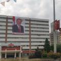 FOTO In trecere prin orasul natal al lui Erdogan: cum s-a pregatit Rize pentru vizita presedintelui Turciei - Foto 11