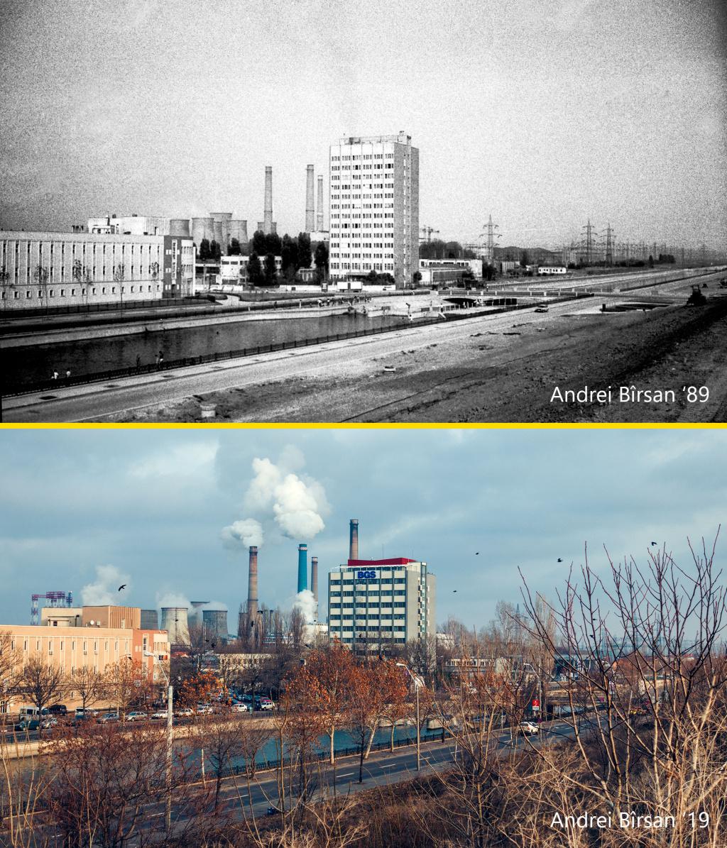 [GALERIE FOTO] Fotograful Andrei Birsan, despre Bucurestiul in ultimii 30 de ani: Capitala s-a kitschosit, dar oamenii care vin ridica orasul - Foto 1 din 14
