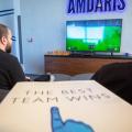 """În vizită la compania unde directorii sunt oameni, nu """"zei"""", și lucrează în open space printre """"Amdarieni"""" - Foto 8"""