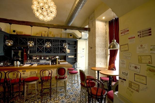 Un restaurant pe saptamana: La Bonne Bouche place intelectualilor - Foto 1 din 7