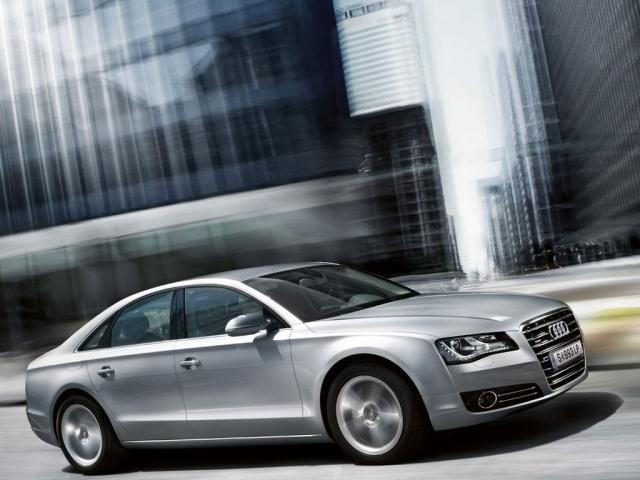 Afla preturile noului Audi A8 in Romania - Foto 1 din 8