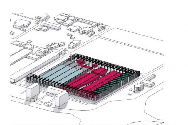 Doi belgieni transforma hala Electroputere Craiova intr-un mall de 45 mil. euro - Foto 1 din 7