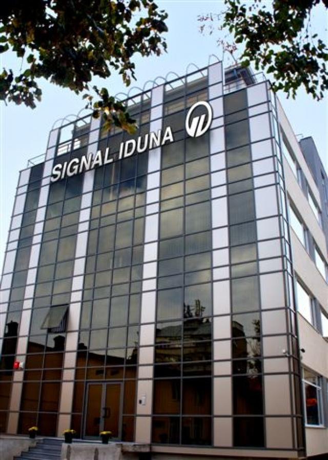 Signal Iduna, un sediu amenajat dupa preferintele angajatilor - Foto 1 din 17