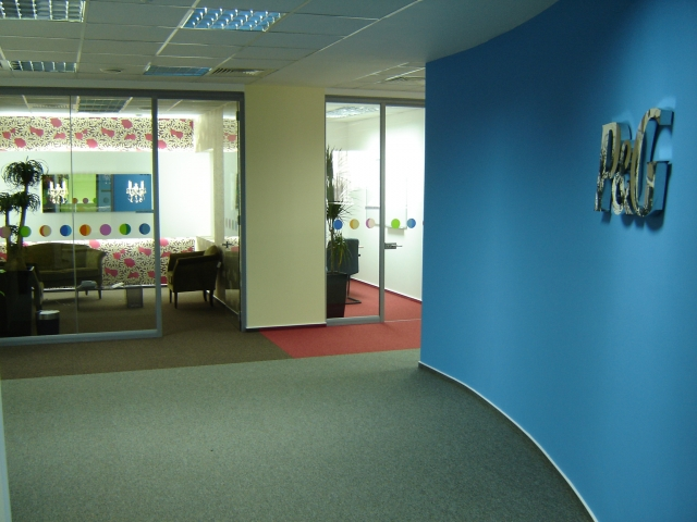 Cum arata sediul gigantului Procter&Gamble - Foto 6 din 21