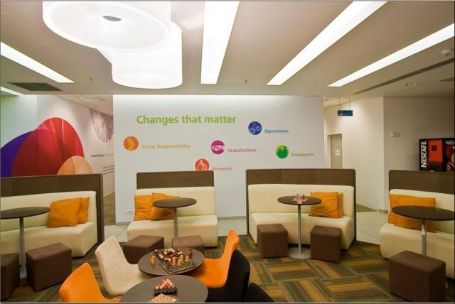 Cum arata sediul gigantului Procter&Gamble - Foto 9 din 21