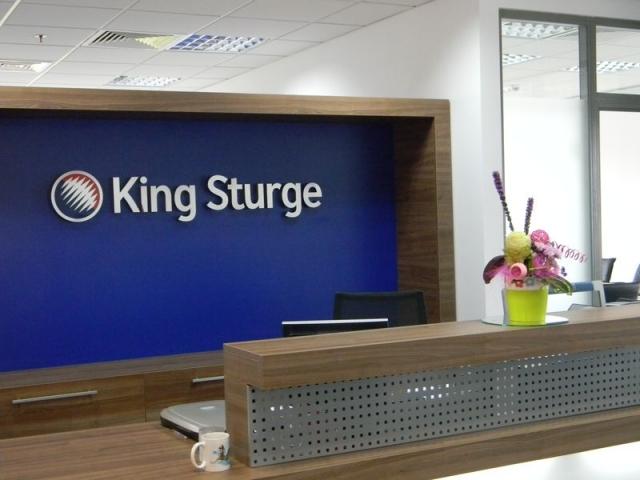 King Sturge are sediu nou in Piata Victoriei - Foto 2 din 23