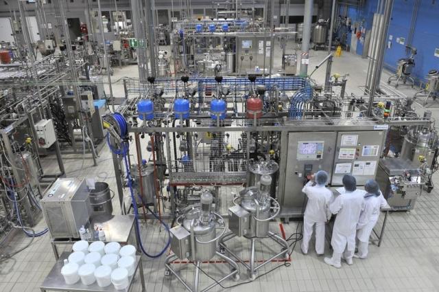 Acasa la Actimel si Activia: Cum arata cel mai mare centru de cercetare Danone - Foto 1 din 6