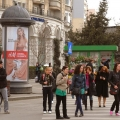 Cum se promoveaza H&M inainte de lansare  FOTO - Foto 5