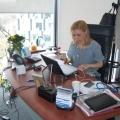 "Fotografii ""la inaltime"" din sediul Romtelecom - Foto 8"
