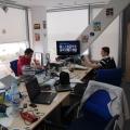 "Fotografii ""la inaltime"" din sediul Romtelecom - Foto 11"
