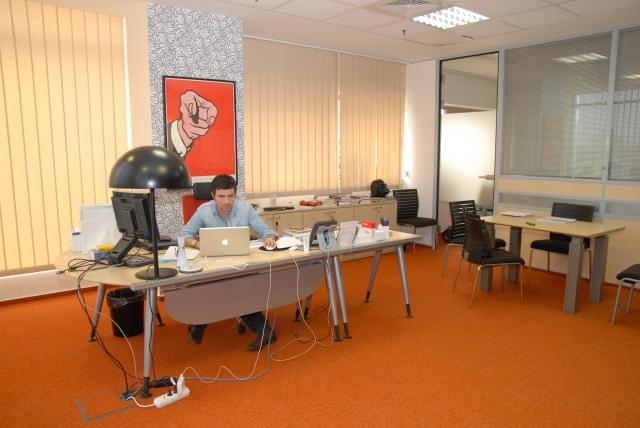 Cum arata sediul UPC Romania - Foto 8 din 31