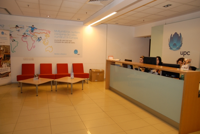 Cum arata sediul UPC Romania - Foto 2 din 31